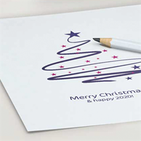 Kerst- en Nieuwjaarskaarten